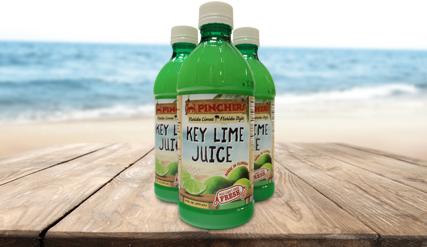 Pinchers Key Lime Juice