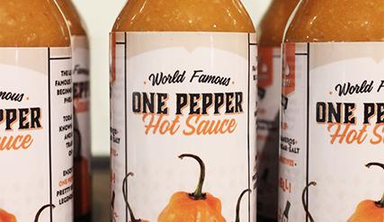 Pinchers World Famous One Pepper Hot Sauce