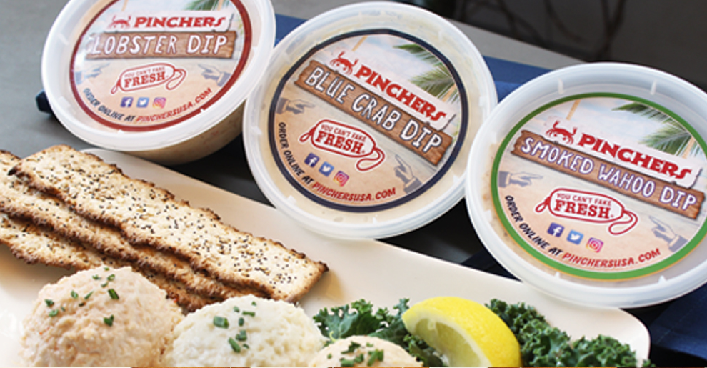 Seafood & Spreads