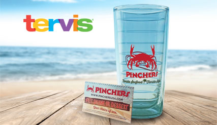 Pinchers Tervis Tumbler