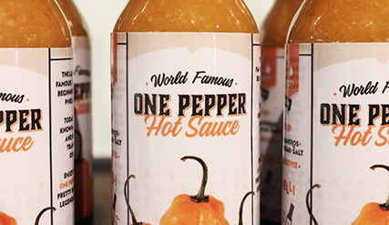 Pinchers World Famous One Pepper Hot Sauce